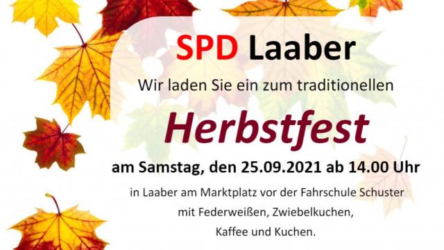 Herbstfest am 25.9.2021